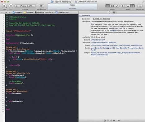iOS Quick Tip: 7 Tips to Speed Up Your Development   iOS Components   Scoop.it