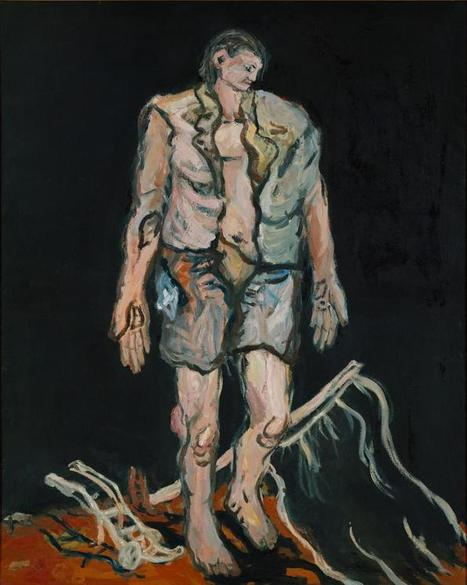 Georg Baselitz | Arts vivants, identité européenne - Living Arts, european Identity | Scoop.it