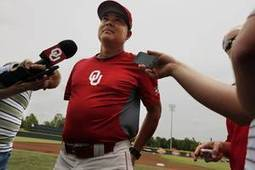 Many Former OU Players Are Thrilled That Baseball Coach Golloway Is Gone | Sooner4OU | Scoop.it