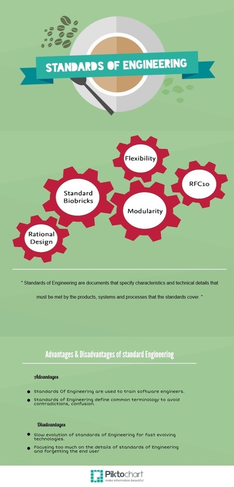 Standard of Engineering | Infographics Only | Engineering Services | Scoop.it