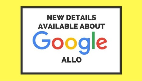 Google Allo Reviews Coming in Ahead of Official Release - Search Engine Journal | Content Marketing | Scoop.it