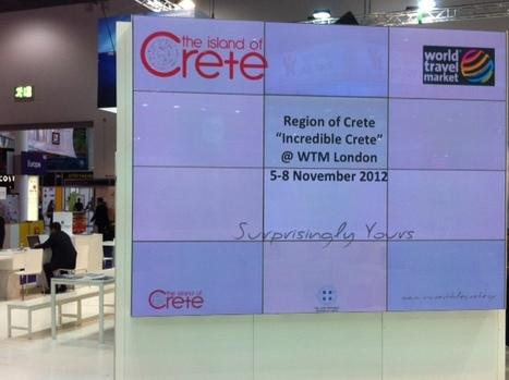 Incredible Crete @ WTM_London | IncredibleCrete | Scoop.it