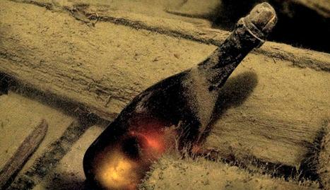 «Τυχεροί» επιστήμονες, δοκίμασαν μια Champagne 170 ετών, που βρέθηκε σε ναυάγιο. | Politically Incorrect | Scoop.it