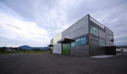 Office, Store & shop concrete container / OFIS Arhitekti   design-beton   Scoop.it