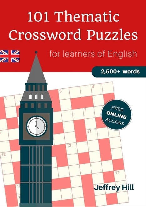 101 Thematic Crossword Puzzles for Learners of English | TEFL Resources, Materials and Lessons | Scoop.it