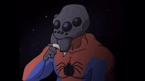 Dozens of Fan Artists 'Re-Animate' Classic Spider-ManCartoon   Nova Scotia Art   Scoop.it