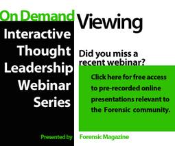 Forensic Magazine | Criminalité | Scoop.it