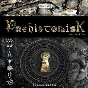 Acheter Prehistorisk, le jdr historique-fantasy - Oliz - achat jeu de role | Jeux de Rôle | Scoop.it