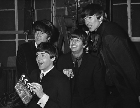 Beatles movie 'A Hard Day's Night' headed back to theaters - Los Angeles Times   Machinimania   Scoop.it