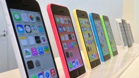 Is Apple's iPhone 5C a flop? - CNN | Business Studies HSC 2014 | Scoop.it