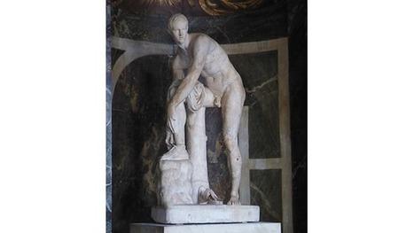 Retour d'une antique, diteCincinnatus, à Versailles | Connaissance des Arts | Bibliothèque des sciences de l'Antiquité | Scoop.it