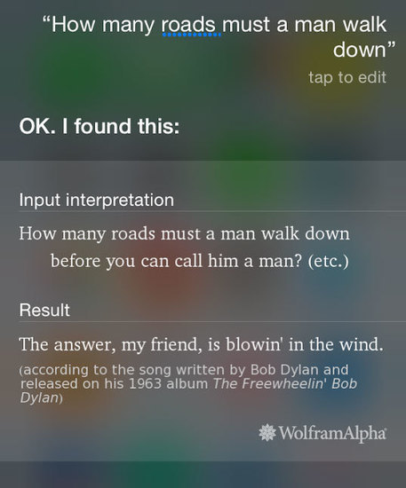 The best of Siri: 11 funny responses from the iPhone's virtual assistant | Edtech PK-12 | Scoop.it