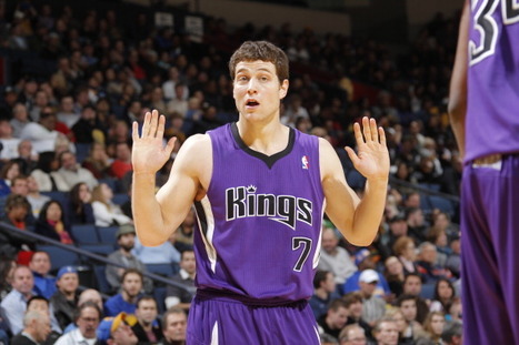 Kings Blog and Q&A: The Morning After: Jimmer Fredette gets his chance to help  - sacbee.com | NBA Action! | Scoop.it