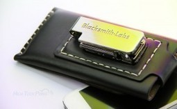 Blacksmith Labs Leather Iphone 5/5s Holster Review | HighTechPoint | Scoop.it