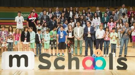 Algo (bueno) pasa en la escuela | Digital Learning Guide | Scoop.it