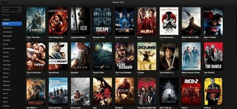 Popcorn Time is back ! The 'Netflix For Pirated Movies' Returns, And Its Creators Say It Will Never Die | cross pond high tech | Scoop.it