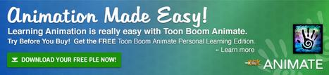 Animation Tutorials Video for Toon Boom Animate   Narzędzia do tworzenia animacji 2D   Scoop.it