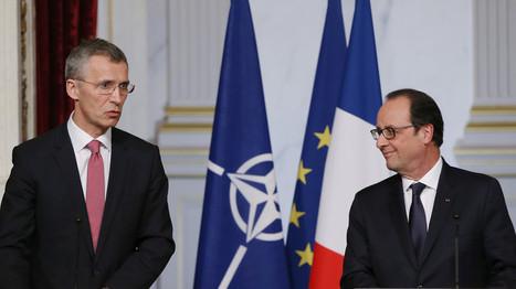 Après Nicolas Sarkozy, François Hollande brigue le statut de premier toutou des Etats-Unis | Journal d'un désespéré | Scoop.it