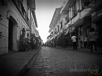 Calle Crisologo Vigan Ilocos Sur » Sojourn to the Past ~ yodisphere.com | The Traveler | Scoop.it