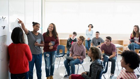 Socratic Seminars: Building a Culture of Student-Led Discussion | School Library Advocacy | Scoop.it