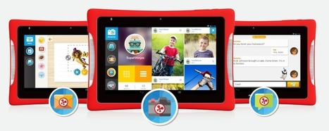 Fuhu Nabi DreamTab HD8 | Kids Tablet | Scoop.it