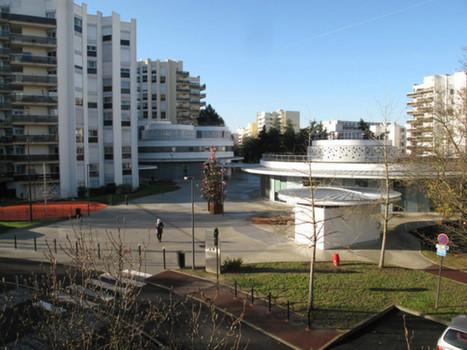 Saint-Germain-en-Laye La place des Rotondes a conquis le quartier du Bel Air   Construire en Acier   Scoop.it