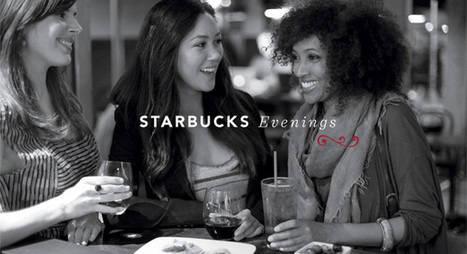 Starbucks Evenings le bar à vins de demain ? | ... SUR LE VIN | Scoop.it
