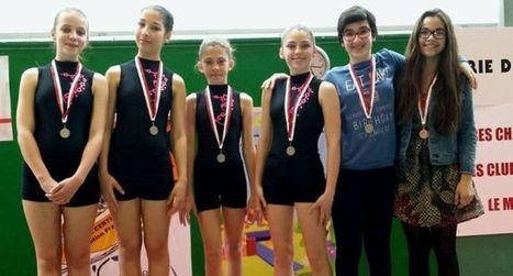 Collège : championnats  de gymnastique acrobatique | Revue de presse | Scoop.it