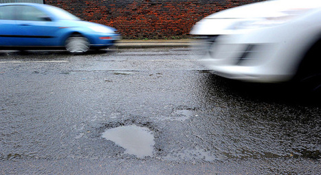 Roads classed as being 'poor' | Oxfordshire Guardian | Viewsbank | Scoop.it