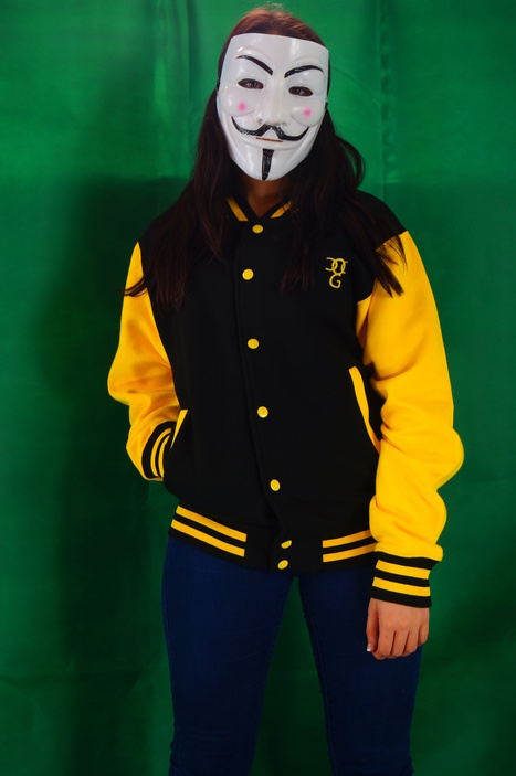our yellow and black varsity range for women | urban clothing | Scoop.it