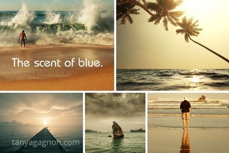 I Prefer the Smell of Blue to Pink - Living with Sense | Sensory Branding | Scoop.it