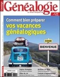 Comment bien préparer vos vacances généalogiques | Genéalogie | Scoop.it