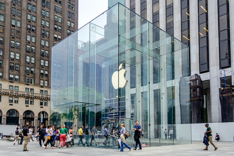 Apple/Postmates Partner On NYC Same-Day Delivery | e-commerce & social media | Scoop.it
