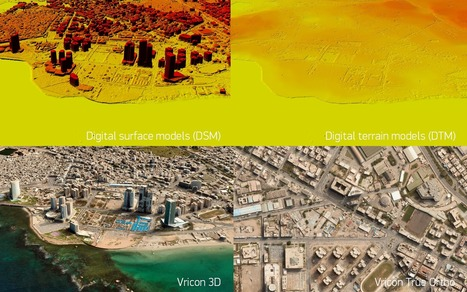 See the World in 3D - DigitalGlobe | Everything is related to everything else | Scoop.it