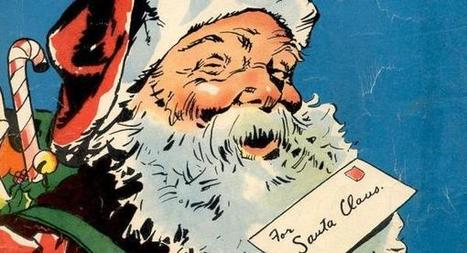 How to Disrupt the Santa Claus for Hire Industry | Tribus | Scoop.it