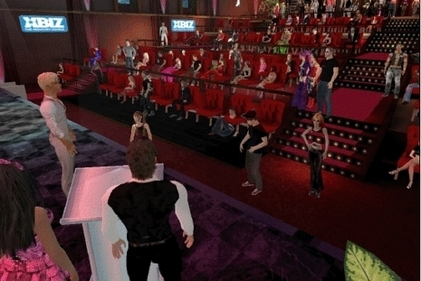Utherverse granted patent on massive virtual gatherings – Hypergrid Business | Second LIfe Good Stuff | Scoop.it