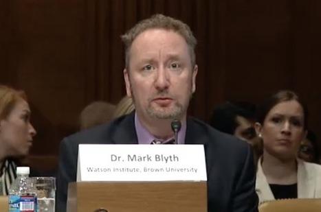 Addressing the Senate, an Anti-Austerity Economist Criticizes U.S. Budget Policy   Peer2Politics   Scoop.it
