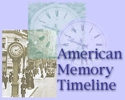 Home - American History Timeline- Classroom Presentation | Teacher Resources - Library of Congress | History | Scoop.it