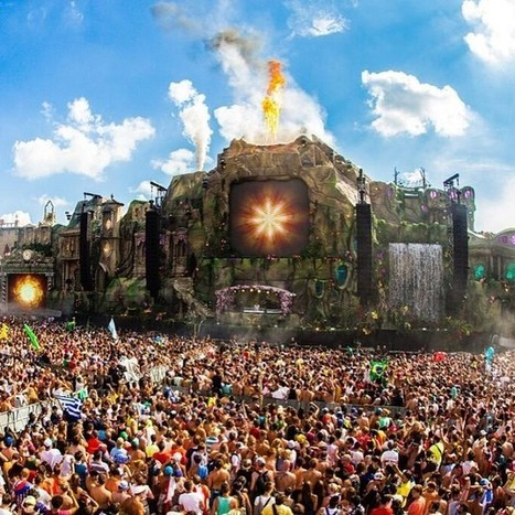 TomorrowLand 2013 Live Video Streaming All Weekend | Music for your NBE Musings - Nothing But Excellence | Scoop.it