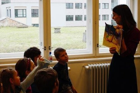 Learning English through storytelling - Prague Post | Family Literacy | Scoop.it