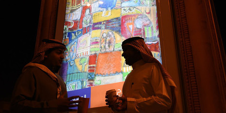 Première : une exposition d'art en plein air en Arabie saoudite - Francetv info   Reg'Art Metis   Scoop.it