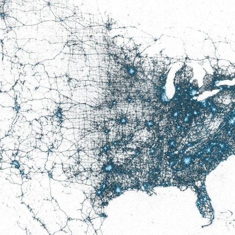 Billions of Geotagged Tweets Visualized in Twitter's Amazing Maps | Spheres | Scoop.it