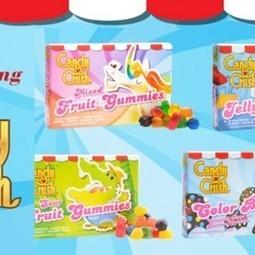 Candy Crush lance sa marque de bonbons – LLLLITL | Vincent Castelo | Scoop.it