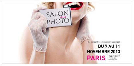 Le salon de la photo du 7 au 11 novembre 2013 | Histoire et technique en photographie | Scoop.it