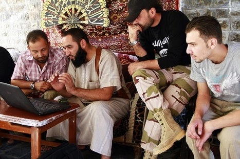 The Syrian Opposition Is Disappearing From Facebook | Allicansee | Scoop.it