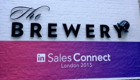 Social Selling is ready for Primetime at Sales Connect London | Cyrilr's  Digital Innovation & Marketing Selection | Scoop.it