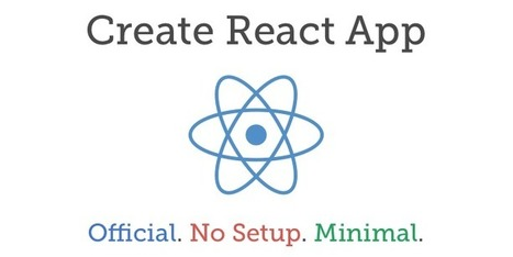 An exciting new development in the React world last week! Create React App is the official new tool from Facebook for generating a starter React project. It's quick to install and try out, and gets... | javascript node.js | Scoop.it