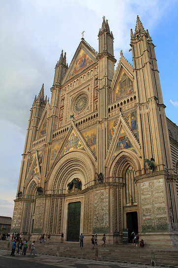 Orvieto, the Best City You've Never Been To - Venere Travel Blog (blog) | Gusto Wine Tours - Umbria | Scoop.it