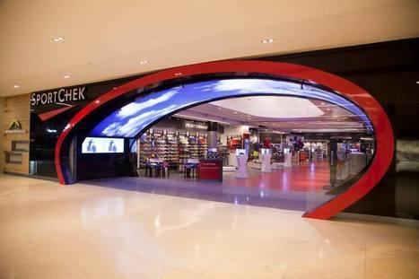 Focus sur la flagship store innovant de SportChek | E-Commerce et Point de vente | Scoop.it