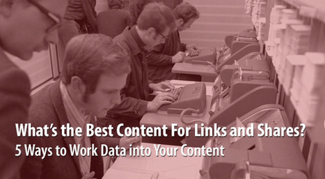 How To Use Research to Win More Links and Shares | Content Marketing and Curation for Small Business | Scoop.it
